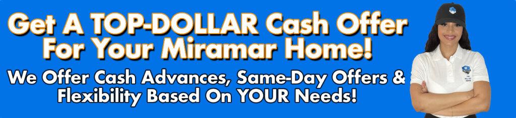 Cash For Miramar Houses