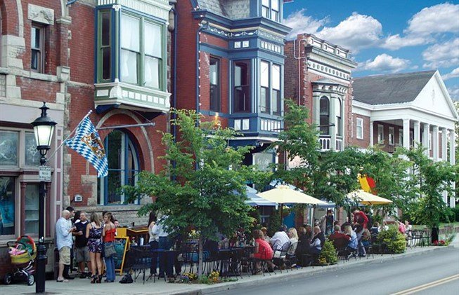 mainstrasse in covington kentucky - we buy houses in covington ky
