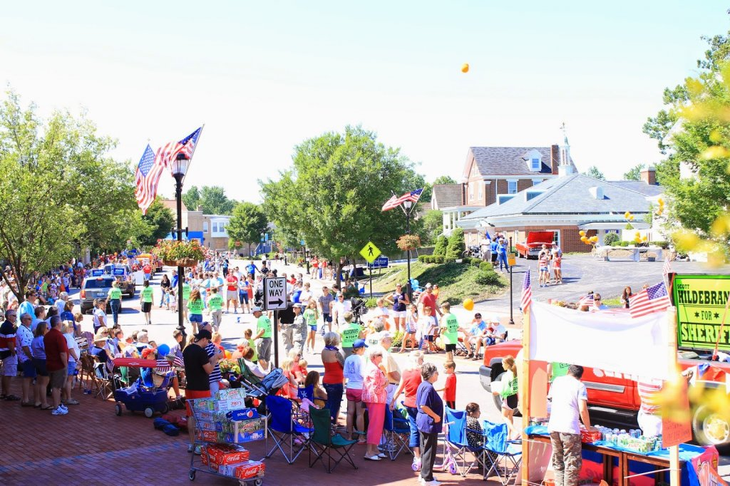 4th of july in fort thomas, ky