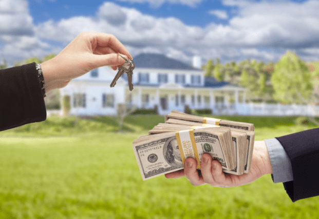 Listing Your Home- Exchange of cash and keys