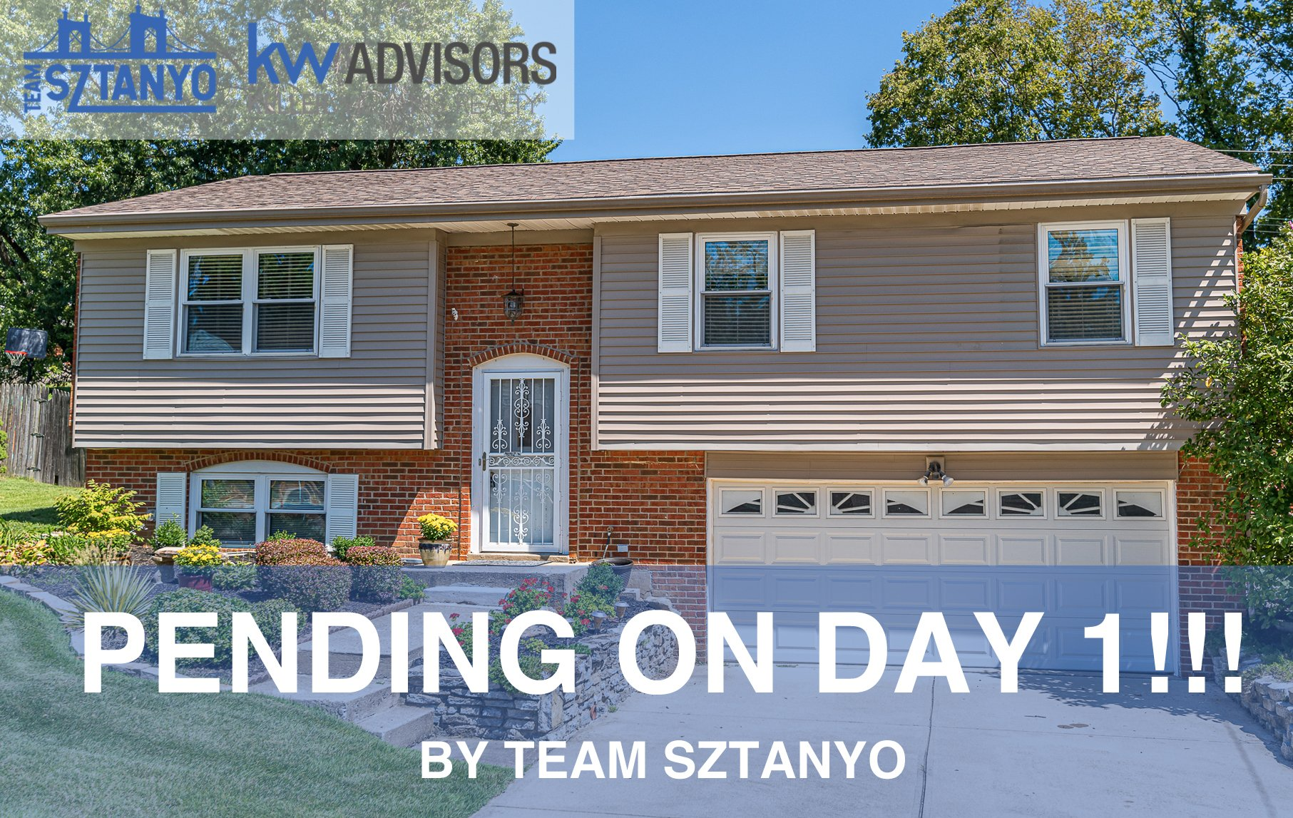 pending house for sale in elranger ky - team sztanyo keller williams realty