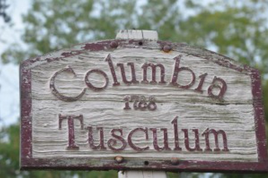 We Buy Houses In Columbia-Tusculum OH - welcome sign