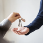 Reasons Why You Should Not Hire a Real Estate Agent to Sell Your House= Handing keys over