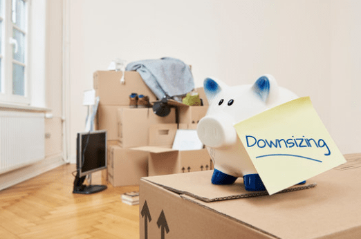 Tips On Downsizing Your Home- Packing