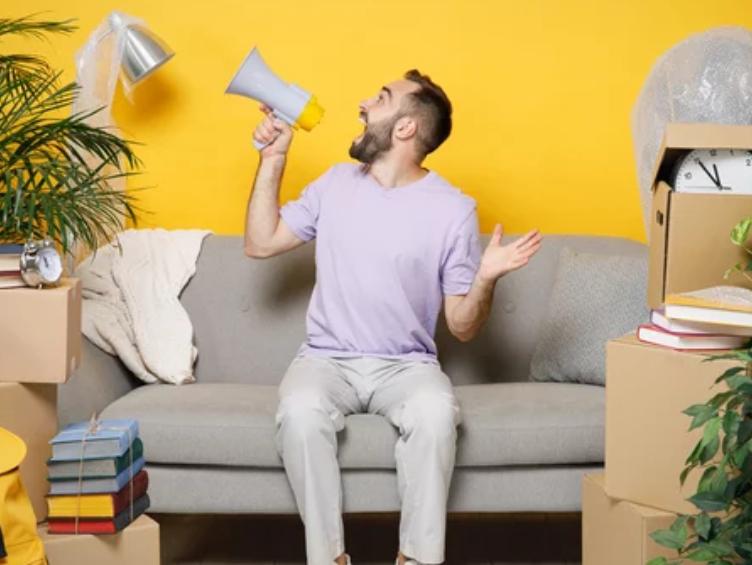 Handle excessive tenant complaints- Loud