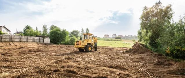 Ways to Capitalize on Land- flat land