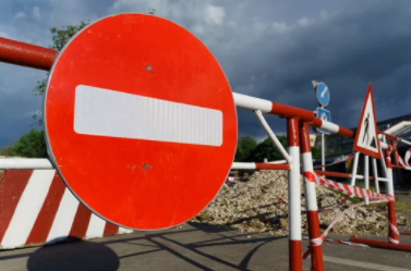 Sell a House With Unpermitted Work- Stop Sign