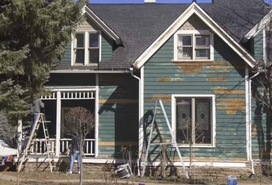 Holding Onto An Inherited House- Old house