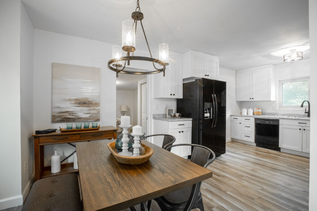 Sell my house- Kitchen new