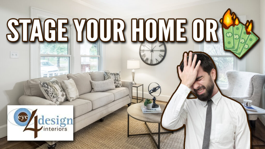 Stage Your Home Before You Sell- Staging your home