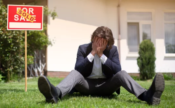 Selling Distressed Properties- Disappointed