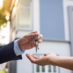 Sell Your House Directly- Handing keys