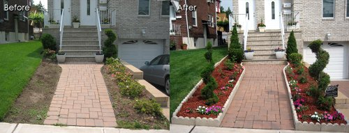 Landscaping can add to your curb appeal