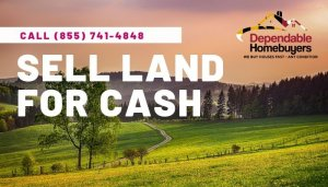 We Buy Land in North Carolina! Call (855) 741-4848 Today For Your CASH Offer! Sell Land Fast