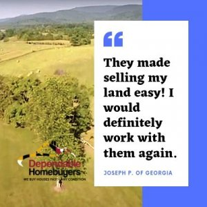 Past Clients Recommend Selling Land to Dependable Homebuyers! Call (855) 741-4848 to Sell Your Raw Land