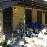 San Antonio Tx back porch