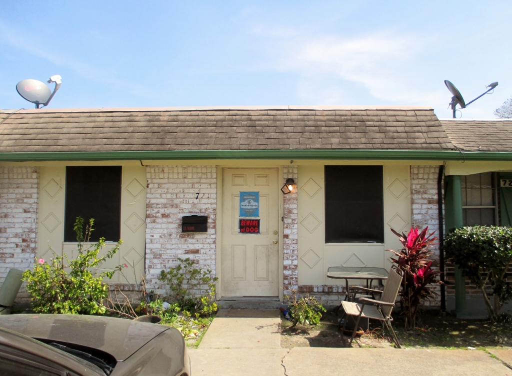 This single story home is in a nice, quiet neighborhood surrounded by single family homes. Better yet, this home recently had new tile installed and it has updated kitchen and bath cabinets and countertops! With convenient access to Hwy 146 and Hwy 225, this home for sale in La Porte, Texas is a must see!