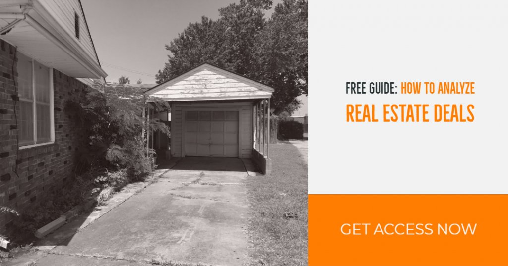 FREE GUIDE - ANALYZE REAL ESTATE DEALS