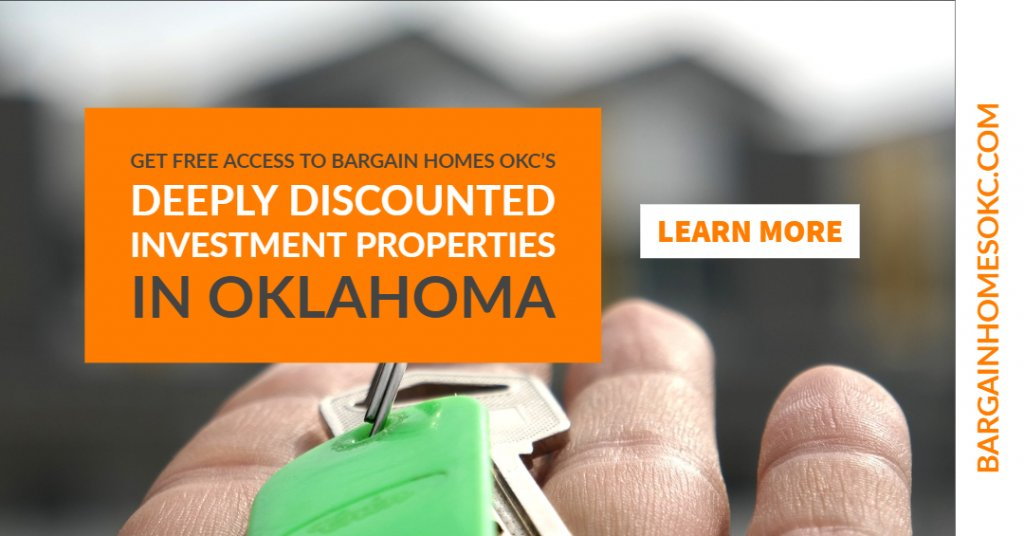 Discounted Properties in Midwest City