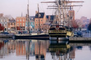 Fells Point in Baltimore