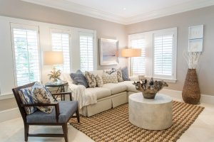 Living rooms with walls colored light beige, pale taupe or oatmeal-colored can add $1,926 of value to your home