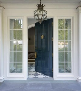 Navy Blue front doors add $1,514 on average. This design decision can Room Colors that sell your Maryland home for the highest price