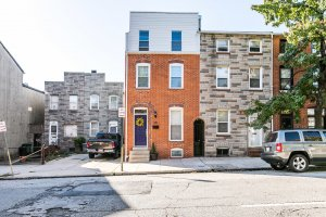 Our listing at 310 S Washington St, Baltimore, MD 21231
