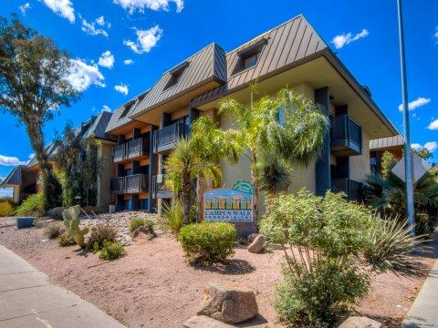 Campus Walk Condo Tucson AZ