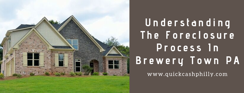 We buy houses in Brewery Town PA