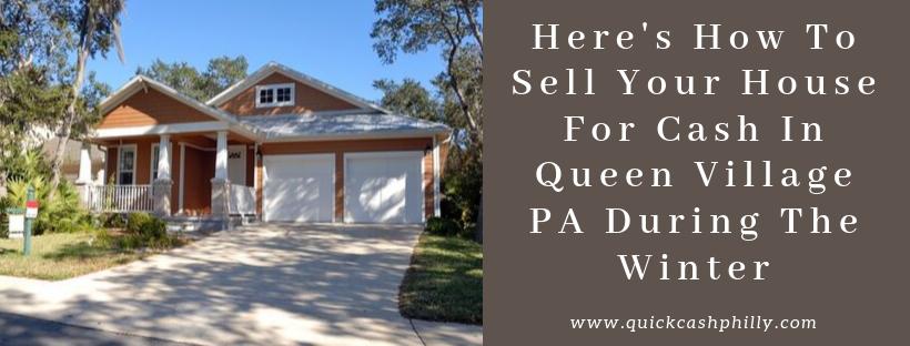 We buy houses in Queen Village PA