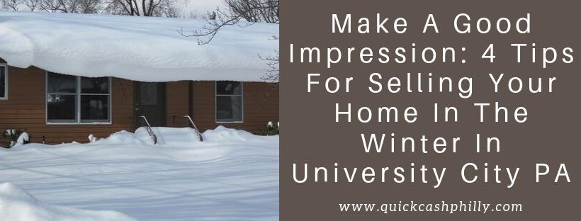 We buy houses in University City PA