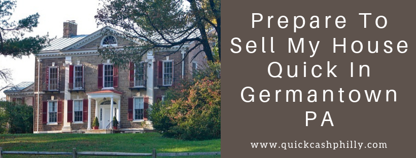 We buy houses in Germantown PA