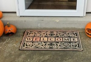 Keep a mat by the front door in University City PA