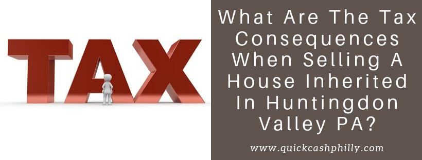 We buy houses in Huntingdon Valley PA