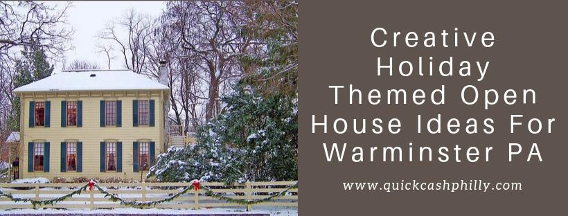 We buy houses in Warminster PA