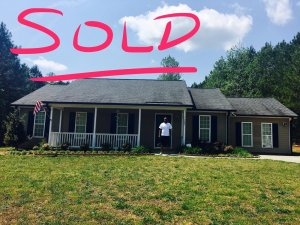 sold house Raleigh