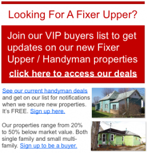 investment properties list