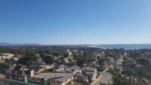 View of the city of Oxnard
