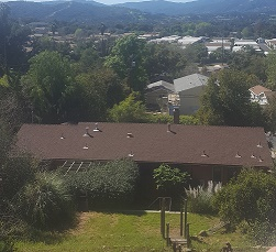 rooftop view of a property in moorpark