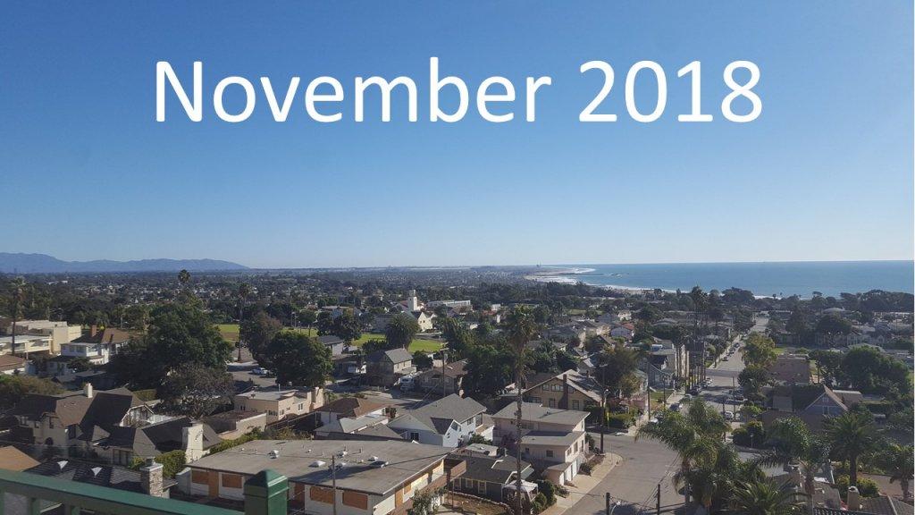 Ventura skyline