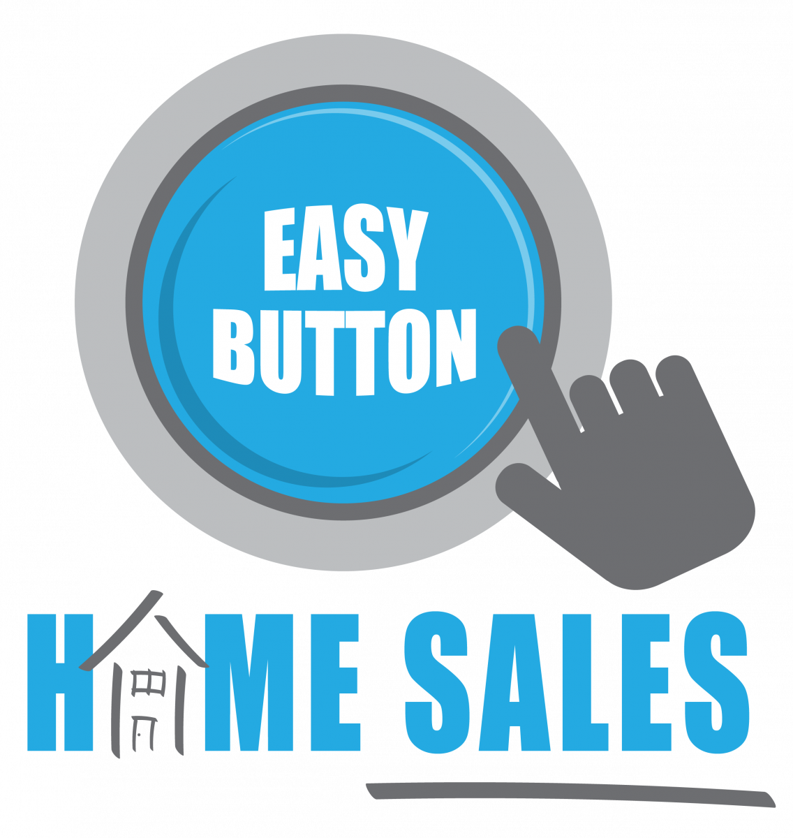 Easy Button Home Sales logo