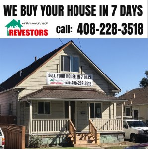I buy houses cash Santa Clara