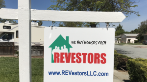 we buy houses cash REVestors LLC