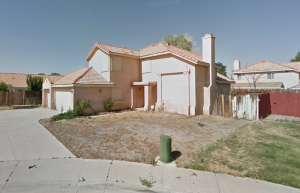 Investment Property Palmdale