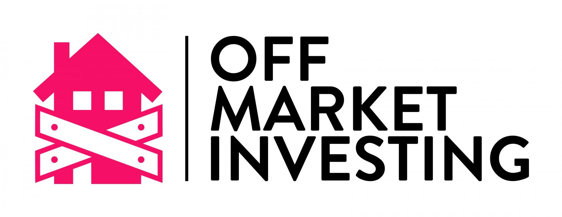 OFF MARKET INVESTING logo