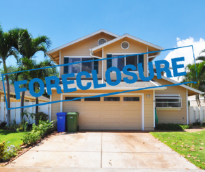 Consequences of Hawaii Foreclosures