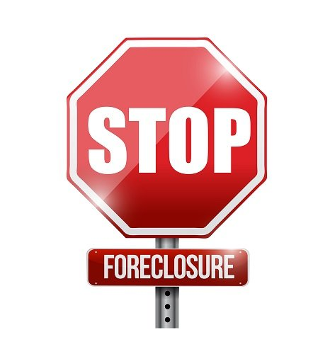 Stop an expensive foreclosure sign