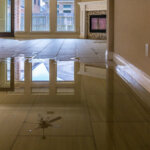 Water damage in a San Antonio Home