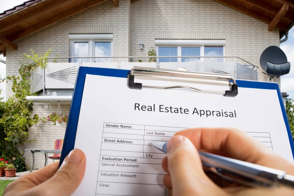 sold price appraisal