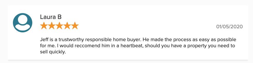 Butte Home Buyers - Testimonials 8